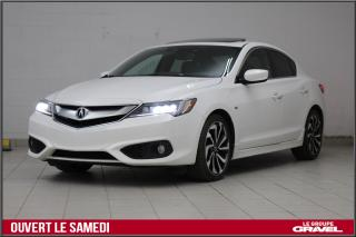Used 2016 Acura ILX A-Spec Gar. for sale in Montréal, QC