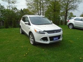 Used 2013 Ford Escape Titanium for sale in Durham, ON