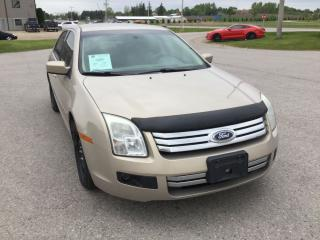Used 2007 Ford Fusion SE | AS IS PRICE for sale in Harriston, ON