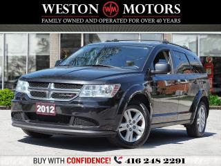 Used 2012 Dodge Journey SE*BLUETOOTH*POWER GROUP*WOW CERTIFIED!!* for sale in Toronto, ON