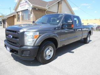 Used 2012 Ford F-250 XL Crew Cab 8Ft Box Loaded 6.2L V8 ONLY 24,000KMs for sale in Etobicoke, ON