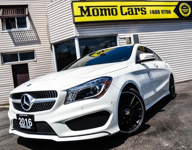 2016 Mercedes-Benz CLA-Class CLA 250! LOW KM'S! CLEAN TITLE!