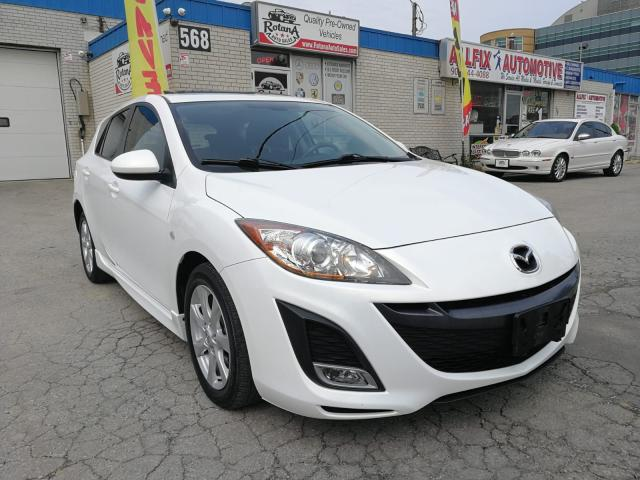 2010 Mazda MAZDA3 4dr HB Sport Auto GT | Power Sunroof | Automatic