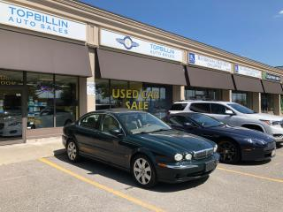 Used 2005 Jaguar X-Type AWD 2 years Power-Train Warranty for sale in Vaughan, ON