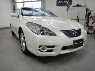 Used 2007 Toyota Camry Solara SLE,NO ACCIDENT,MUST SEE,CONVERTIBLE for sale in North York, ON