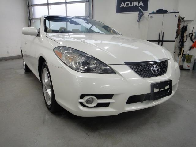 2007 Toyota Camry Solara SLE,NO ACCIDENT,MUST SEE,CONVERTIBLE