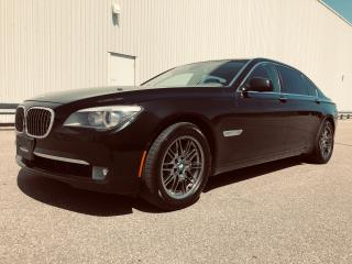 Used 2011 BMW 7 Series 750Li xDrive Premium Executive Edition for sale in Mississauga, ON