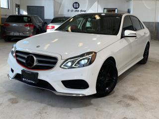 Used 2014 Mercedes-Benz E350 4 MATIC|NAV|BACK UP|LANE DEP|PANO ROOF|AMG RIMS| for sale in Oakville, ON