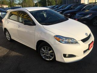 Used 2010 Toyota Matrix AUTO/ PWR GROUP/ FOG LIGHTS/ ALLOYS/ LIKE NEW! for sale in Scarborough, ON