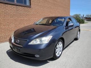 Used 2007 Lexus ES 350 FULL SERVICE RECORD for sale in Oakville, ON