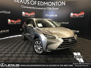 Used 2017 Lexus NX 200t Luxury Package for sale in Edmonton, AB