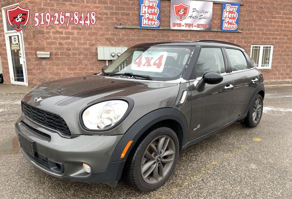 Used 2013 Mini Cooper Countryman Sall4no Accidentcertified For