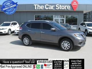 Used 2014 Nissan Rogue HTD SEATS! AWD back camera BLUETOOTH 1OWNER for sale in Winnipeg, MB