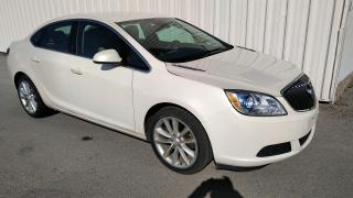 Used 2016 Buick Verano CX Sedan   One Owner   Remote Start for sale in Listowel, ON