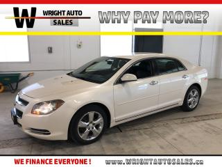 Used 2012 Chevrolet Malibu LT Platinum|HEATED SEATS|ALLOY RIMS|66,760 KM for sale in Cambridge, ON
