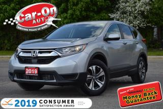 Used 2019 Honda CR-V AWD TURBO REAR CAM HTD SEATS NAV READY LOADED for sale in Ottawa, ON