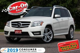 Used 2012 Mercedes-Benz GLK-Class 350 4MATIC Premium LEATHER NAV PANO ROOF LOADED for sale in Ottawa, ON