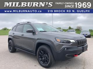 Used 2019 Jeep Cherokee TRAILHAWK ELITE 4X4 for sale in Guelph, ON