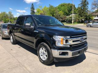 Used 2018 Ford F-150 4WD SuperCrew Box for sale in Toronto, ON