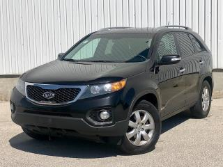 Used 2013 Kia Sorento AWD V6|Financing Available|Park Assist|Push Start for sale in Mississauga, ON