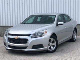 Used 2015 Chevrolet Malibu ACCIDENT FREE|FINANCING AVAILABLE!! for sale in Mississauga, ON