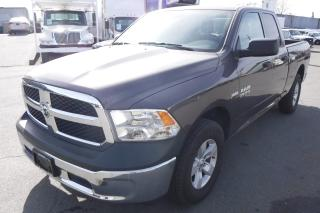 Used 2018 RAM 1500 ST Quad Cab 2WD for sale in Burnaby, BC