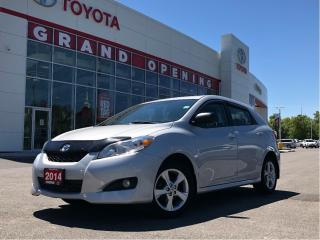 Used 2014 Toyota Matrix Touring for sale in Pickering, ON