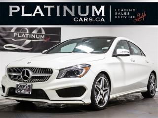 Used 2016 Mercedes-Benz CLA 250 4MATIC, AMG SPORT, NAVI, PANO, Prem 1 & 2 for sale in Toronto, ON