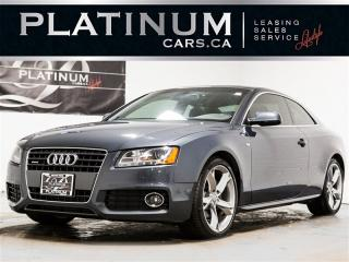 Used 2011 Audi A5 2.0T QUATTRO, PREMIUM, NAVI, CAM, BANG&OLUFSEN for sale in Toronto, ON