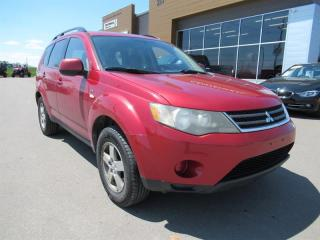 Used 2008 Mitsubishi Outlander 4WD | LS for sale in Charlottetown, PE