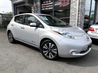 Used 2016 Nissan Leaf Hayon 4 portes SL for sale in Longueuil, QC