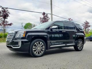 Used 2017 GMC Terrain Denali V6 for sale in St-Eustache, QC