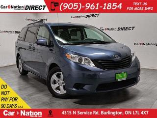 Used 2014 Toyota Sienna | 3-ZONE CLIMATE CONTROL| LOW KM'S| for sale in Burlington, ON