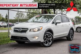 Used 2015 Subaru XV Crosstrek Touring for sale in Repentigny, QC