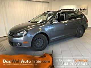 Used 2013 Volkswagen Golf WAGON 2.0 TDI for sale in Sherbrooke, QC