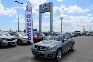 Used 2011 Mercedes-Benz GLK-Class GLK350 4MATIC for sale in Whitby, ON