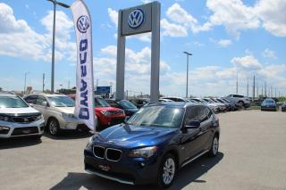 Used 2012 BMW X1 xDrive28i (A8) for sale in Whitby, ON