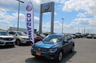 Used 2018 Volkswagen Tiguan Trendline for sale in Whitby, ON