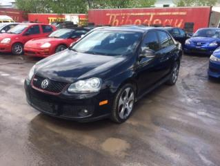 Used 2009 Volkswagen Jetta GLI Berline 4 portes BM for sale in Quebec, QC