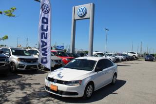 Used 2013 Volkswagen Jetta 2.0L Trendline+ for sale in Whitby, ON