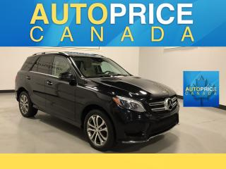 Used 2016 Mercedes-Benz GLE 360 CAM|NAV|WIFI|PAN ROOF|LEATHER for sale in Mississauga, ON