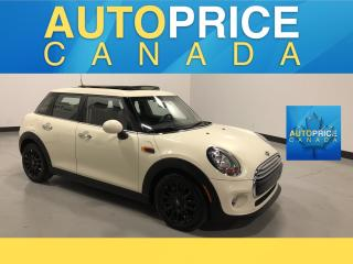 Used 2015 MINI 5 Door Cooper PANOROOF|LEATHER for sale in Mississauga, ON