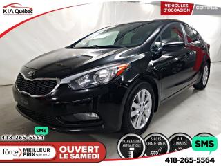 Used 2016 Kia Forte Lx+ A/c Sieges Ch for sale in Québec, QC