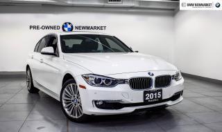 Used 2015 BMW 328i Sedan (3A57) -LOW KMS PREM PKG  for sale in Newmarket, ON