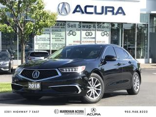 Used 2018 Acura TLX 2.4L P-AWS w/Tech Pkg Tints, CarPlay / Android *AUTO*, Navi for sale in Markham, ON