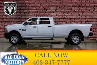 Used 2018 RAM 3500 ST for sale in Red Deer, AB