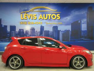 Used 2011 Mazda MAZDASPEED3 TURBO 6 VITESSE BEAU LOOK A VOIR ! for sale in Lévis, QC