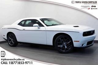 Used 2018 Dodge Challenger SXT HEATED AND COOLED SEATS for sale in Regina, SK