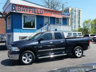 Used 2017 RAM 1500 SLT Quad Cab 4x4 **HEMI/Navigation/Heated Seats** for sale in Barrie, ON