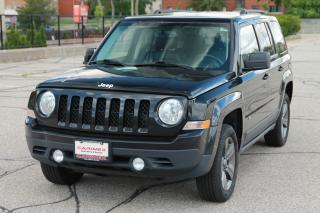 Used 2015 Jeep Patriot Sport/North 4x4 | NAV | LEATHER | LOADED for sale in Waterloo, ON